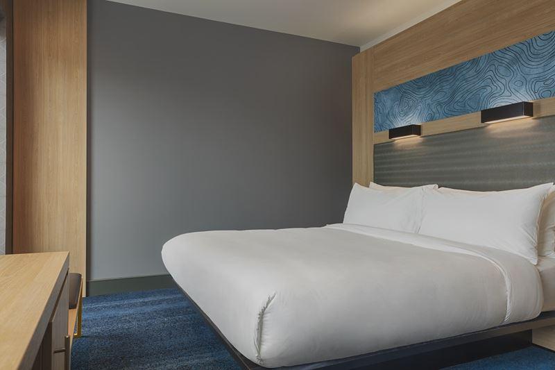 Aloft Aberdeen TECA – первый отель Aloft Hotels в Шотландии - фото 2
