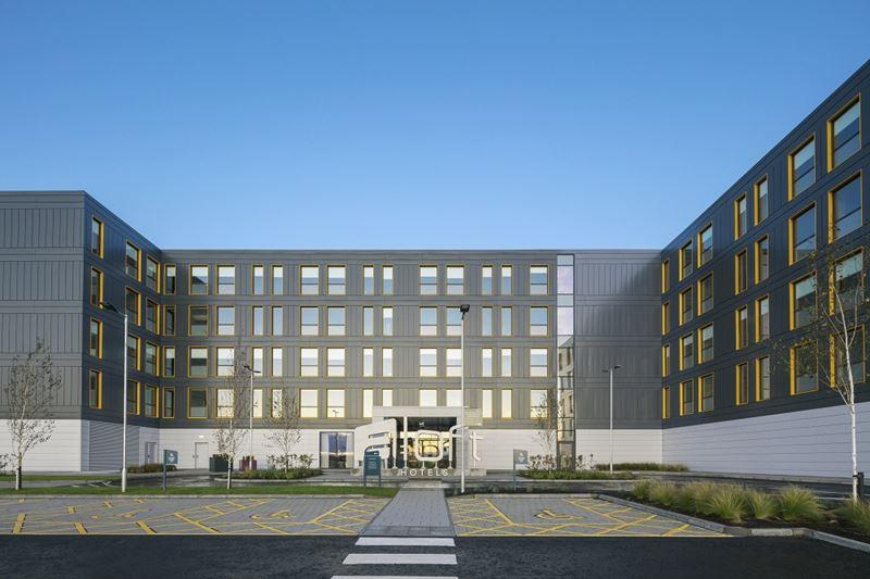 Aloft Aberdeen TECA – первый отель Aloft Hotels в Шотландии - фото 1