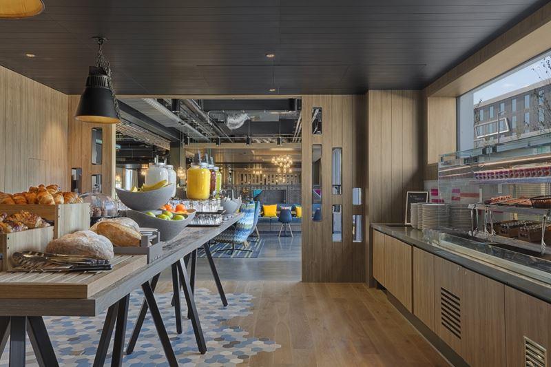 Aloft Aberdeen TECA – первый отель Aloft Hotels в Шотландии - фото 4