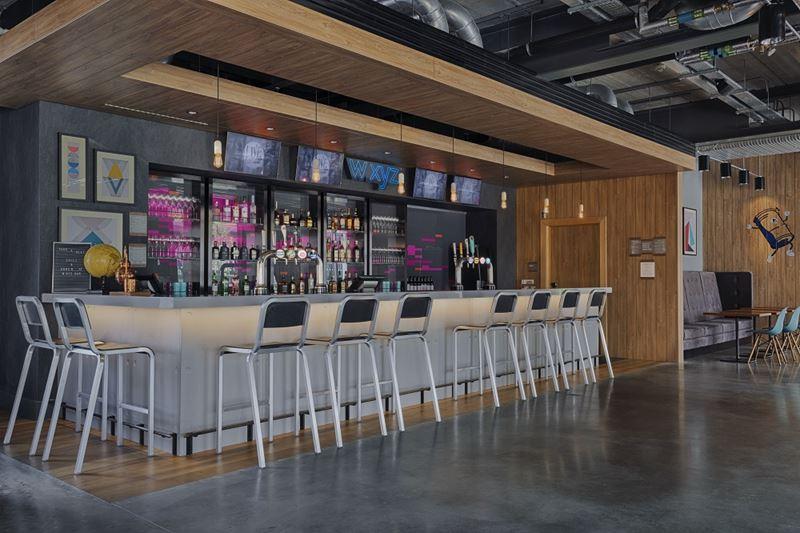Aloft Aberdeen TECA – первый отель Aloft Hotels в Шотландии - фото 6