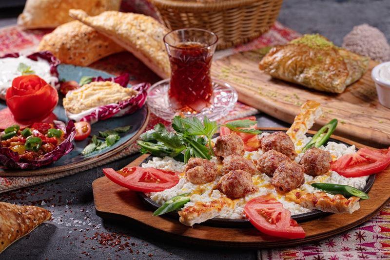 Московский Гастрономический Фестиваль в Cihan Turkish Steak & Kebab