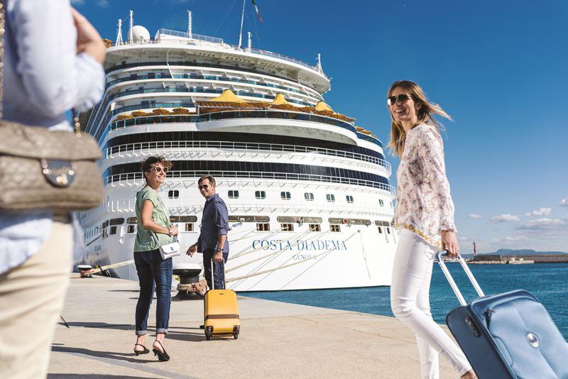 Осенние круизы 2019 на лайнерах Costa Cruises - Costa Diadema