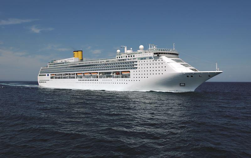 Осенние круизы 2019 на лайнерах Costa Cruises - Costa Victoria