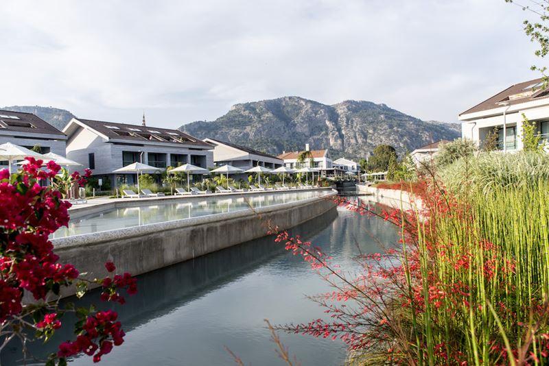 Лучший отель в Европе: D-Resort Göcek (Турция) Reader's Travel Award