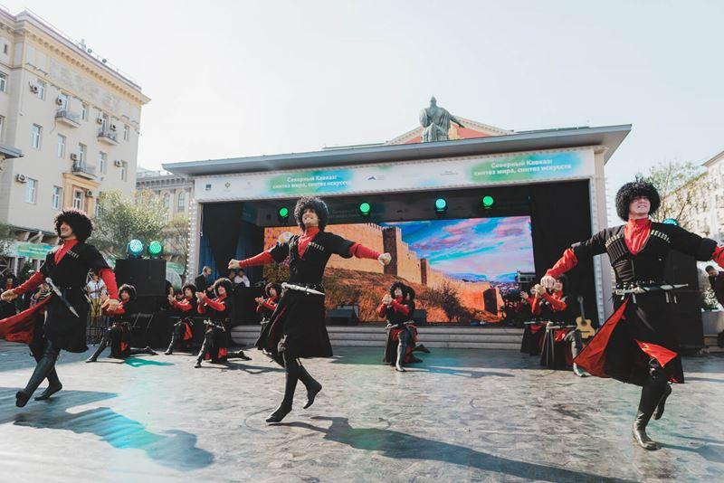 Фестиваль «Северный Кавказ: синтез мира, синтез искусств-2019» (Санкт-Петербург, 5 октября)