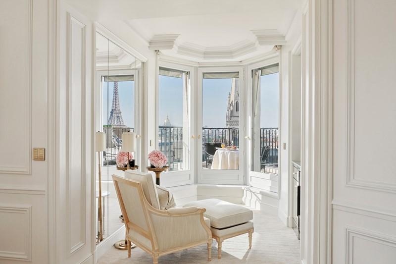 Four Seasons Hotel George V, Paris представляет два новых люкса