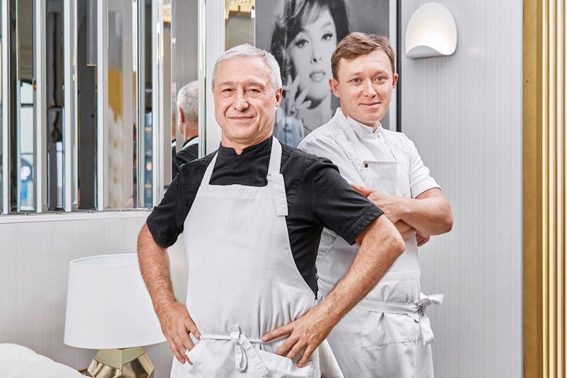 Новое место в Москве: кафе итальянской кухни Gina на Патриарших - фото 1