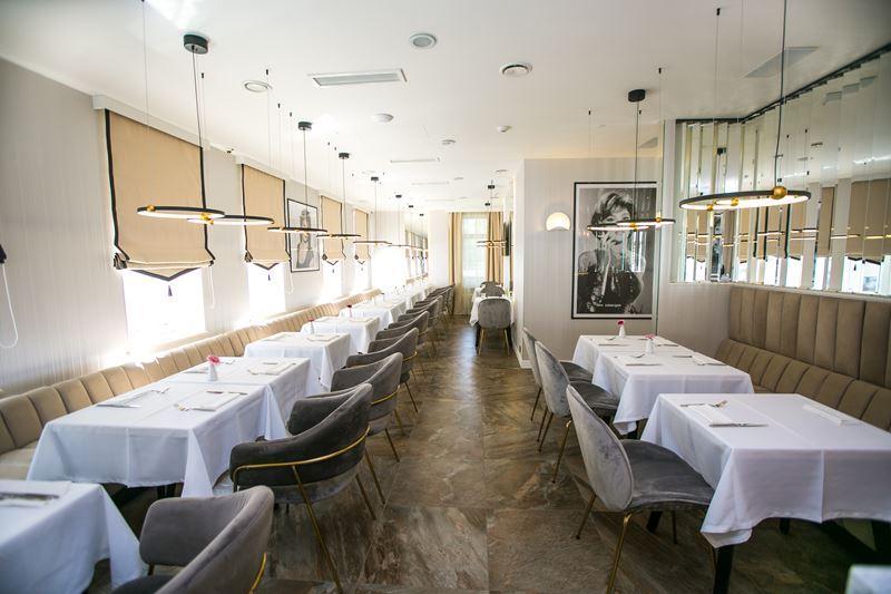 Новое место в Москве: кафе итальянской кухни Gina на Патриарших - фото 2