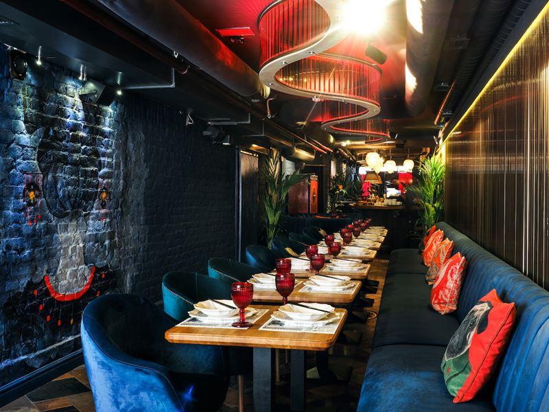 ресторан «Китайская грамота. Бар и Еда» в Санкт-Петербурге