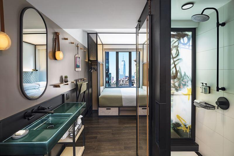 Новый отель в Нью-Йорке: Moxy East Village - фото 2