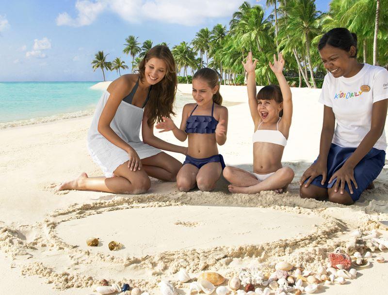 Идеальный семейный отдых: детские активности на курортах One&Only
