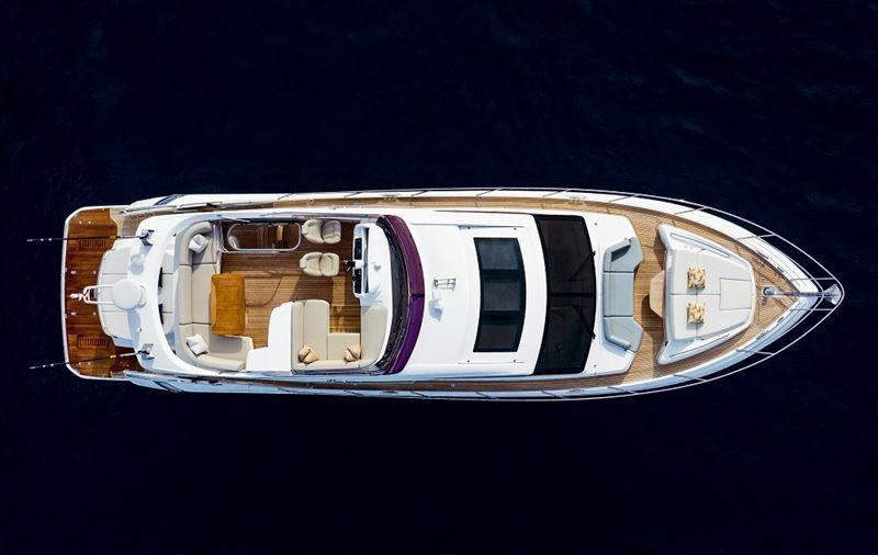 Новая яхта Princess Yacht Rania на курорте Velaa Private Island Maldives - фото 3