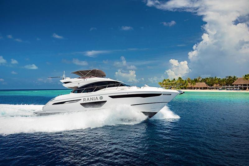 Новая яхта Princess Yacht Rania на курорте Velaa Private Island Maldives - фото 1