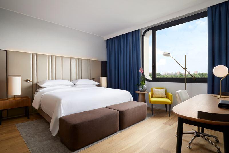 Новый отель в Милане: Sheraton Milan San Siro - фото 4