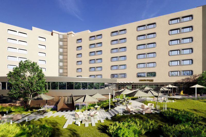 Новый отель в Милане: Sheraton Milan San Siro - фото 1
