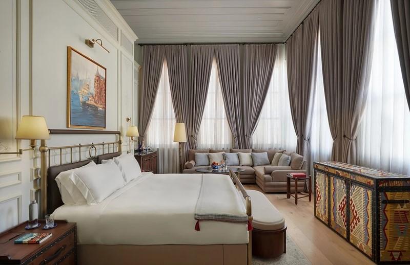 Новый отель в Стамбуле: Six Senses Kocataş Mansions на берегу Босфора - фото 4