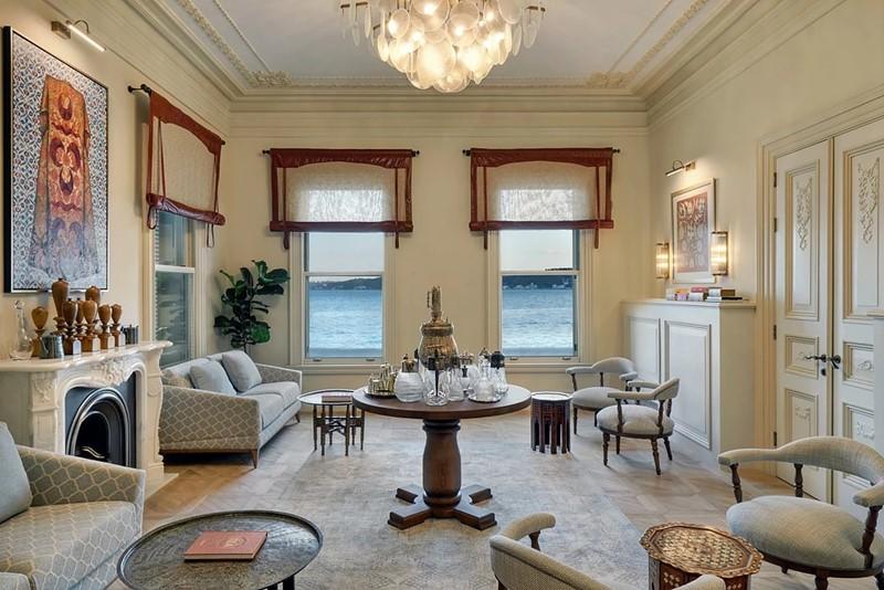 Новый отель в Стамбуле: Six Senses Kocataş Mansions на берегу Босфора - фото 3