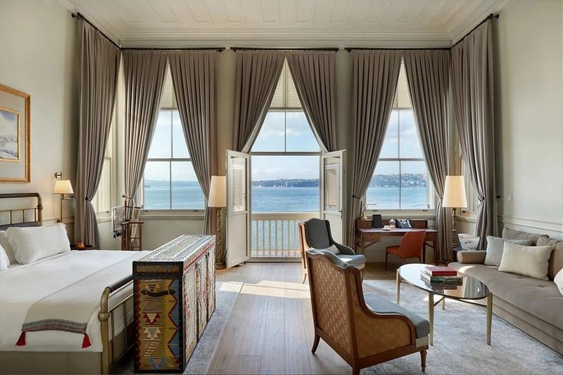 Новый отель в Стамбуле: Six Senses Kocataş Mansions на берегу Босфора - фото 6