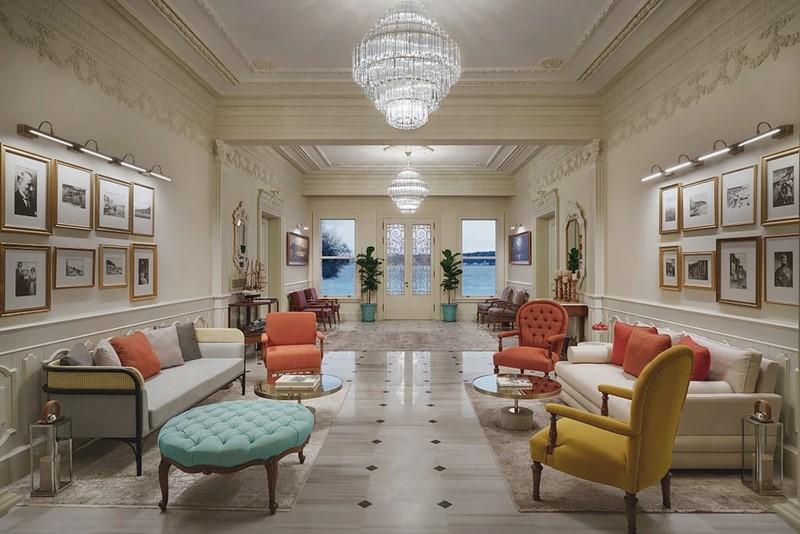 Новый отель в Стамбуле: Six Senses Kocataş Mansions на берегу Босфора - фото 2