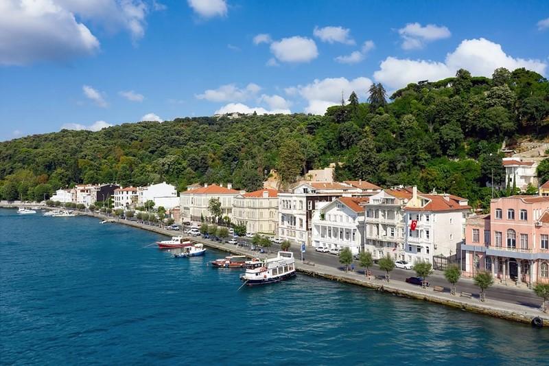 Новый отель в Стамбуле: Six Senses Kocataş Mansions на берегу Босфора - фото 1