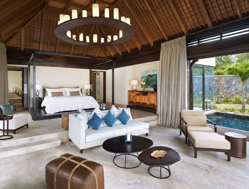 Дизайн отеля The St. Regis Mauritius Resort (Маврикий) - фото 2