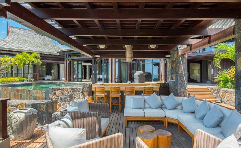 Дизайн отеля The St. Regis Mauritius Resort (Маврикий) - фото 3