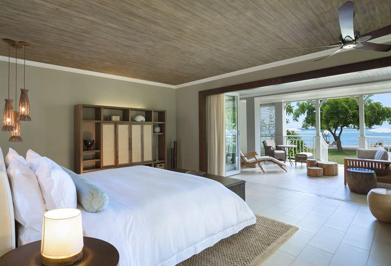 Дизайн отеля The St. Regis Mauritius Resort (Маврикий) - фото 5