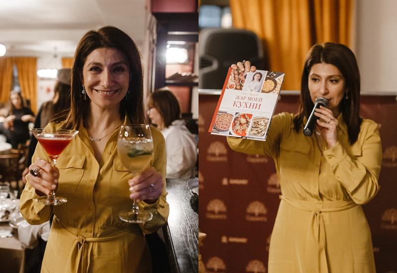 Вечер коктейля и джаза прошёл в ресторане Gayane's - фото 3