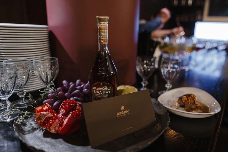 Вечер коктейля и джаза прошёл в ресторане Gayane's - фото 1
