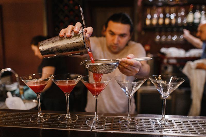 Вечер коктейля и джаза прошёл в ресторане Gayane's - фото 2