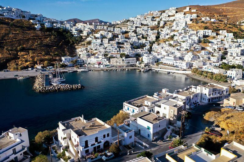Здесь не курят: Астипалея (Греция) стал первым бездымным островом