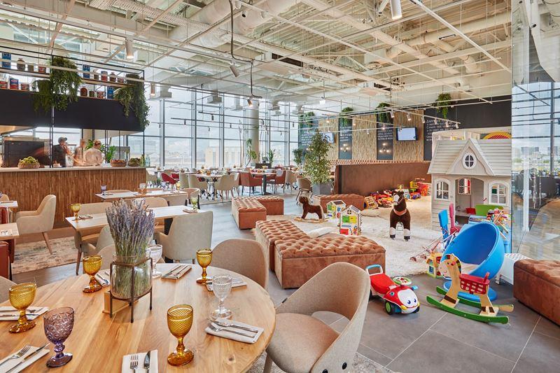 Новое место в Москве: семейный ресторан FoodMama в ТРЦ «Авиапарк» - фото 5