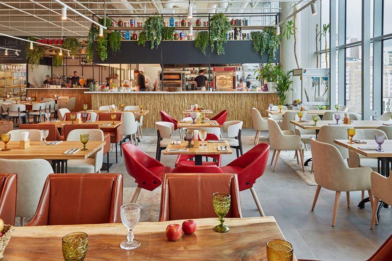 Новое место в Москве: семейный ресторан FoodMama в ТРЦ «Авиапарк» - фото 3
