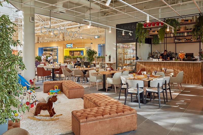 Новое место в Москве: семейный ресторан FoodMama в ТРЦ «Авиапарк» - фото 2