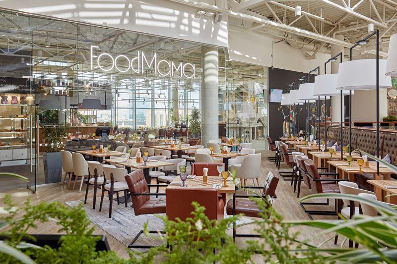 Новое место в Москве: семейный ресторан FoodMama в ТРЦ «Авиапарк» - фото 1