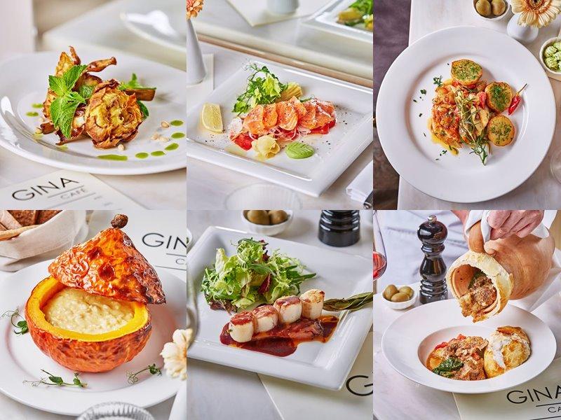 Новое место в Москве: кафе итальянской кухни Gina на Патриарших - фото 4