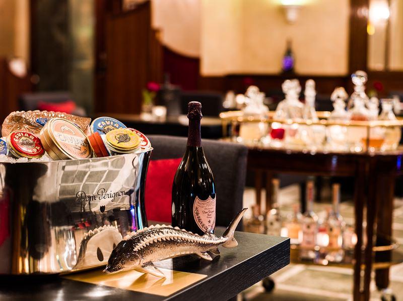 Икорные мастер-классы в Belmond Grand Hotel Europe - Петербург