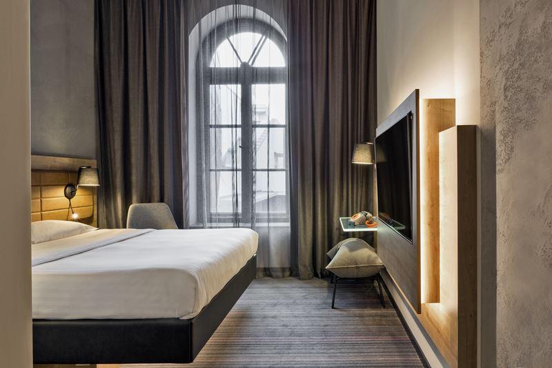 Новый отель Moxy Warsaw Praga в Польше - фото 4
