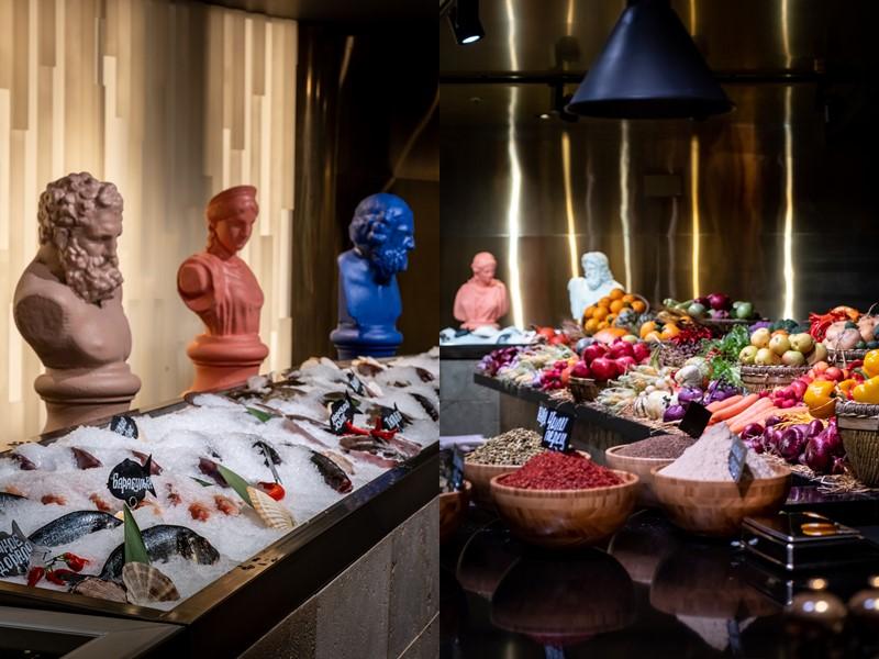 Новое место в Москве: ресторан греческой кухни «Пифагор» - фото 8