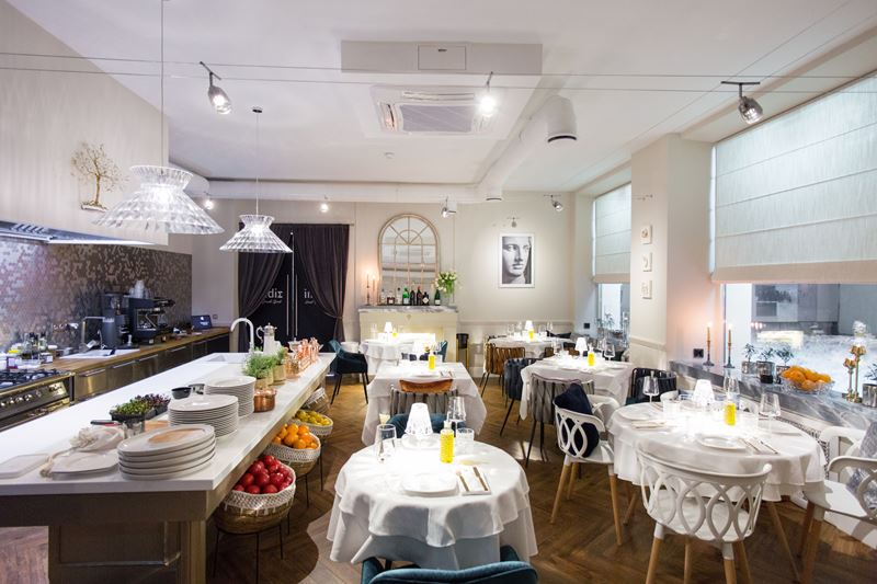 Гастроли шеф-повара Тео Илиополуса в ресторане Iliadis (1-15 ноября 2019)