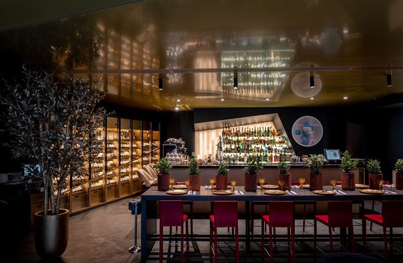 Новое место в Москве: ресторан греческой кухни «Пифагор» - фото 5