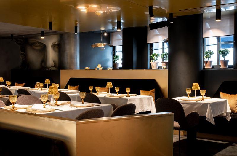 Новое место в Москве: ресторан греческой кухни «Пифагор» - фото 1