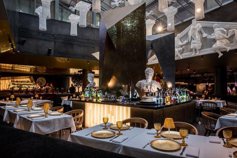 Новое место в Москве: ресторан греческой кухни «Пифагор» - фото 4