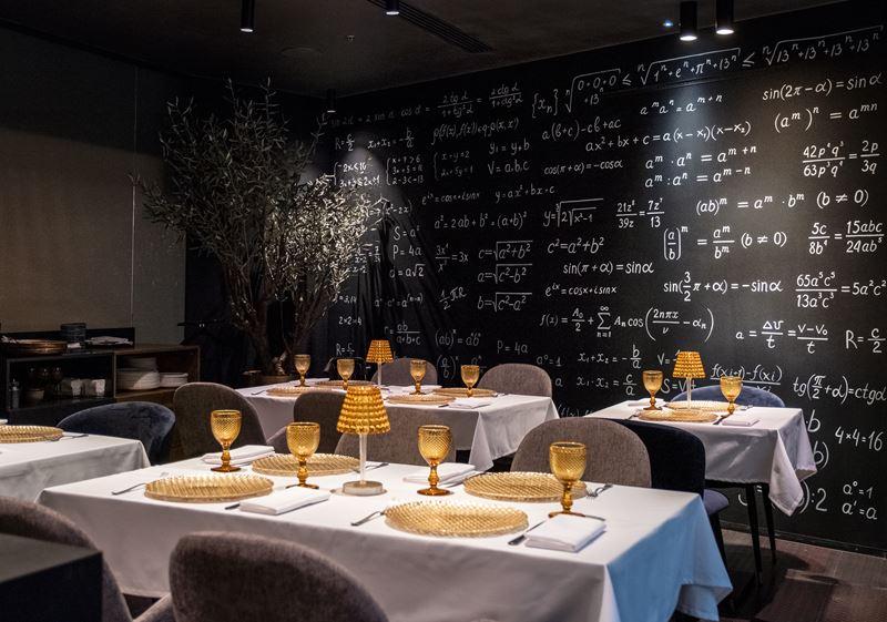 Новое место в Москве: ресторан греческой кухни «Пифагор» - фото 2