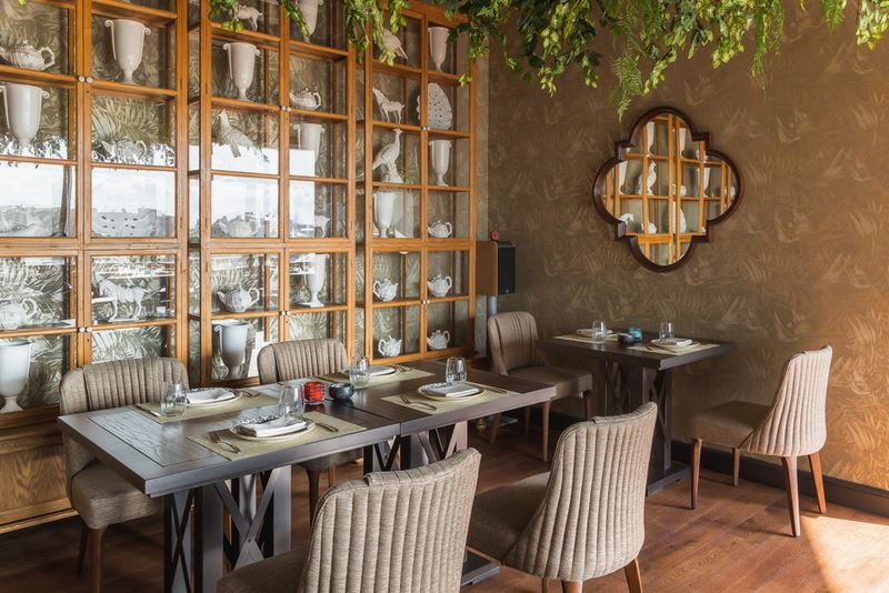 Новое место в Москве: ресторан Levantine в Lotte Plaza - фото 7