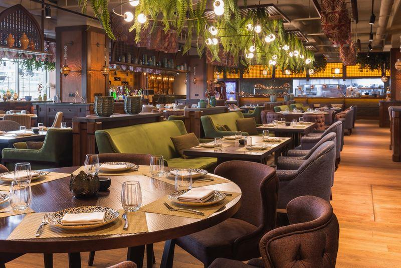 Новое место в Москве: ресторан Levantine в Lotte Plaza - фото 6