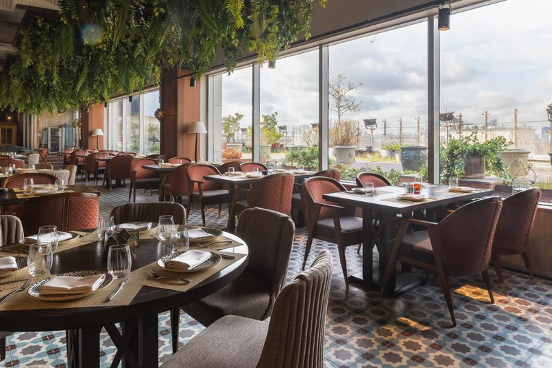 Новое место в Москве: ресторан Levantine в Lotte Plaza - фото 5