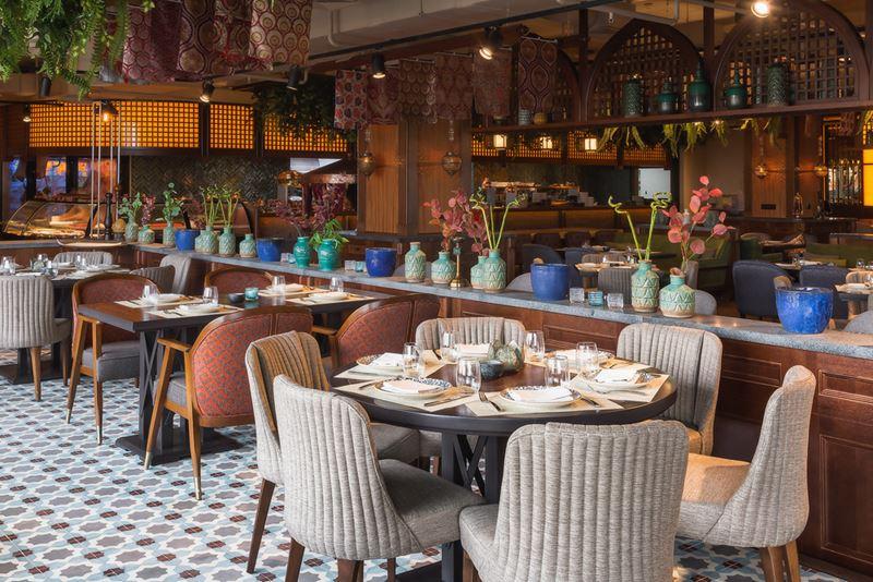 Новое место в Москве: ресторан Levantine в Lotte Plaza - фото 3
