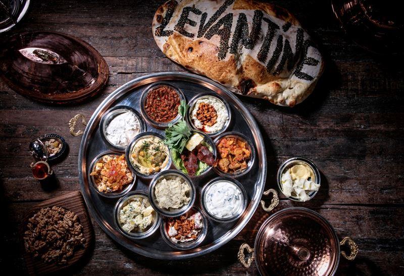 Новое место в Москве: ресторан Levantine в Lotte Plaza - фото 8