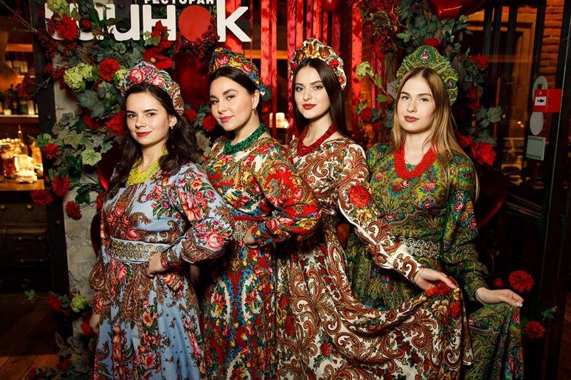 Ресторан украинской кухни «Шинок» приглашает на Хэллоуин
